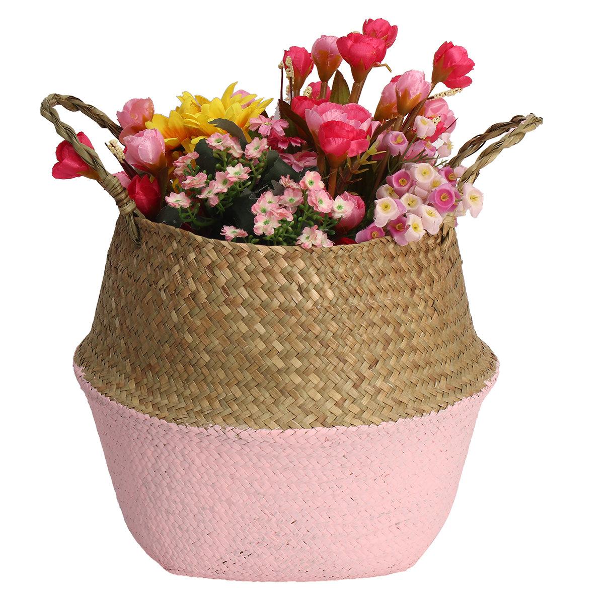 Half Pink belly basket
