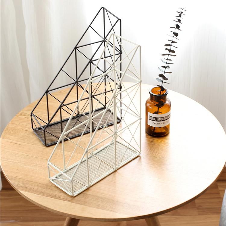 Office stationery wire basket