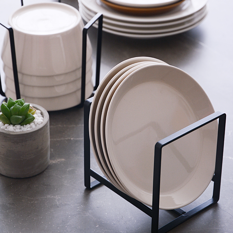 Dish plate stand